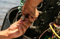 Boat Motor Repair Olympia